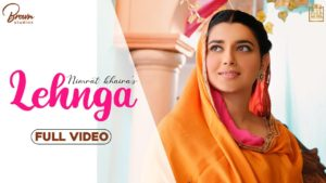 Lehnga Song Lyrics by Nimrat Khaira